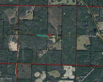 Holmes County Residential Lots & Land For Sale: John Marsh Road