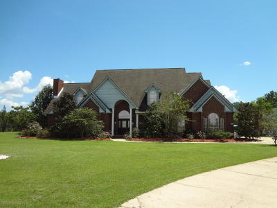 Panama City Single Family Home For Sale: 8034 Kingswood Road