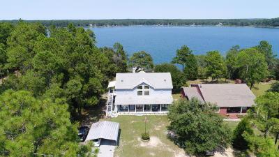 Jackson County Single Family Home For Sale: 3442 Seminole Lane