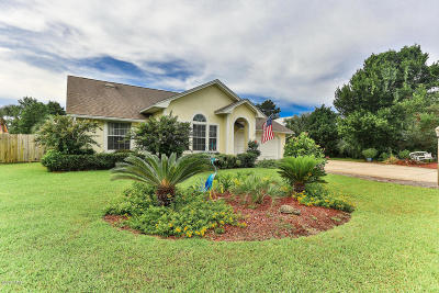 Bay County Single Family Home For Sale: 117 Sun Lane