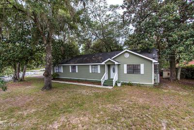 Lynn Haven, Lynn Haven Replat Single Family Home For Sale: 102 W 4th Street