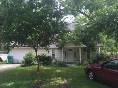 Bay County Single Family Home For Sale: 6618 Wallace Road