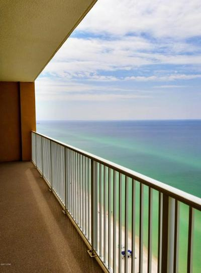 Tropic Winds Condo/Townhouse For Sale: 17643 Front Beach Road #2208