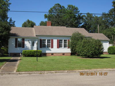 Washington County Single Family Home For Sale: 645 4th Street