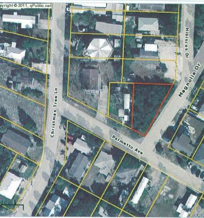 Bay County Residential Lots & Land For Sale: 217 Magnolia Drive