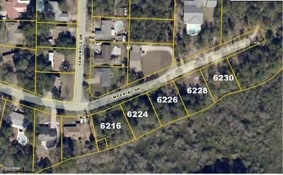 Bay County Residential Lots & Land For Sale: 6216 Imperial Drive