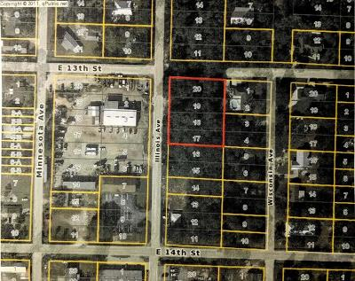 Bay County Residential Lots & Land For Sale: Illinois Avenue