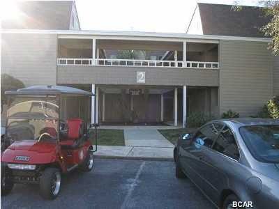 Bay County Condo/Townhouse For Sale: 4726 Bay Point A208 Road #A208