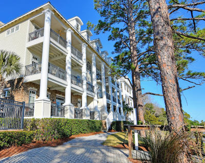 Panama City Beach Condo/Townhouse For Sale: 4115 Cobalt Cir #PO85