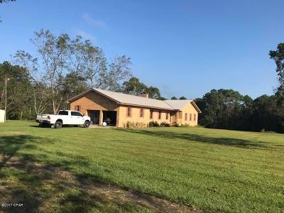 Calhoun County Single Family Home For Sale: 11027 NW Gray Rd