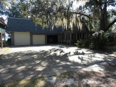 Panama City Single Family Home For Sale: 4140 Kirkpatrick Road