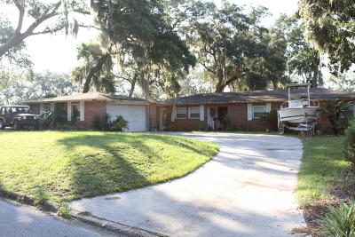 Panama City Single Family Home For Sale: 1910 De Witt St