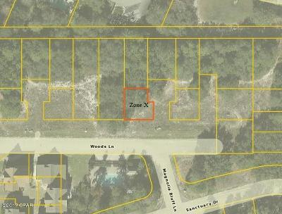 Residential Lots & Land For Sale: 3616 Woods Lane