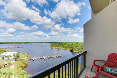 Pinnacle Port, Pinnacle Port Phase 1-A, Pinnacle Port Phase 1-B, Pinnacle Port Phase 1-C, Pinnacle Port Phase 1-D Condo/Townhouse For Sale: 23223 Front Beach Road #A704