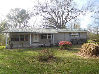 Holmes County Single Family Home For Sale: 1074 Vashti