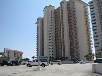 Panama City Beach Condo/Townhouse For Sale: 7115 Thomas Drive #705