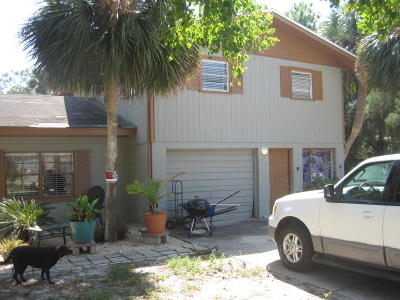 Multi Family Home For Sale: 6805 S Lagoon Drive
