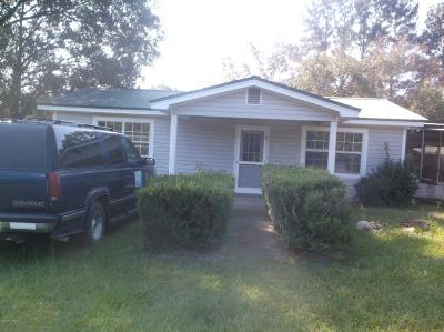 Holmes County Single Family Home For Sale: 1613 Foxworth Road