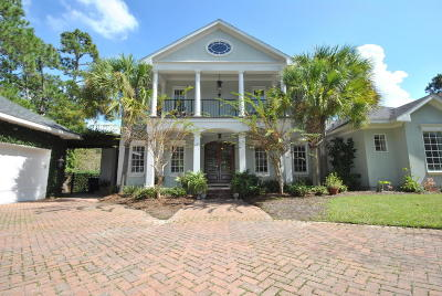 Panama City FL Single Family Home For Sale: $915,000