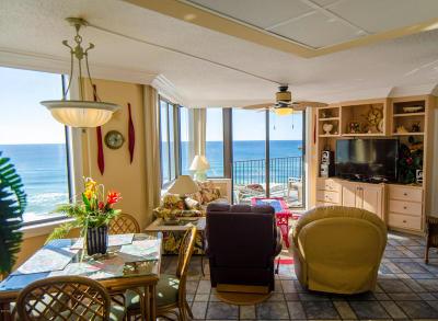 Panama City Beach FL Condo/Townhouse For Sale: $209,000