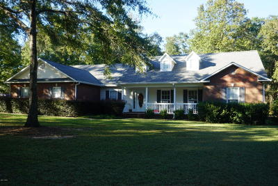 Marianna Single Family Home For Sale: 5190 Clubhouse Drive