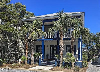 Inlet Beach Single Family Home For Sale: 48 Beach Bike Way