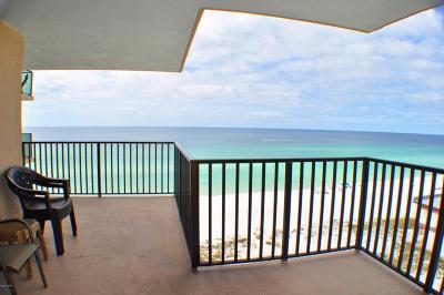 Panama City Beach Condo/Townhouse For Sale: 6905 Thomas Drive #912