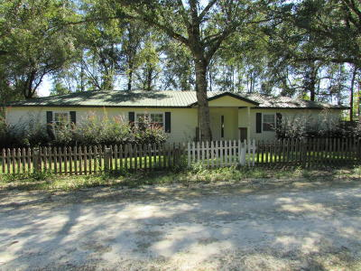 Calhoun County Single Family Home For Sale: 14374 SW Maulden Road