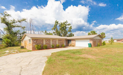 Bay County Single Family Home For Sale: 7133 Pocahontas Street