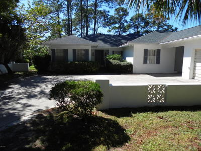 Panama City Single Family Home For Sale: 510 Bunkers Cove Road