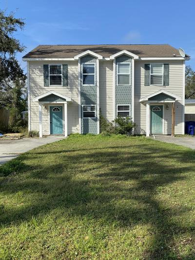 Bay County Condo/Townhouse For Sale: 1911 Laurel Avenue #A