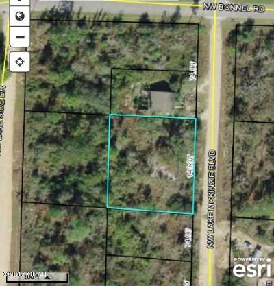 Calhoun County Residential Lots & Land For Sale: Lake McKenzie Boulevard