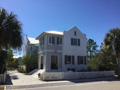 Panama City Beach Single Family Home For Sale: 155 Parkshore Drive