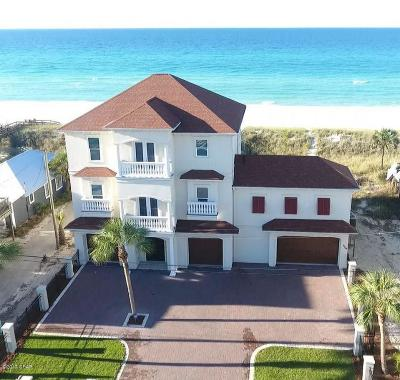Panama City Beach Single Family Home For Sale: 9704 Beach Boulevard