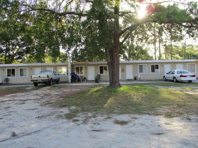 Panama City Multi Family Home For Sale: 1400-1402 Gulf Avenue
