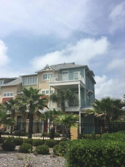 Island Reserve Condo/Townhouse For Sale: 8700 Front Beach 8101 #8101