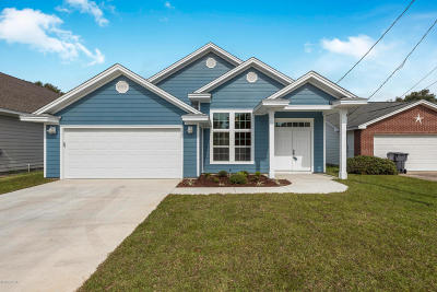 Single Family Home For Sale: 21408 Palm