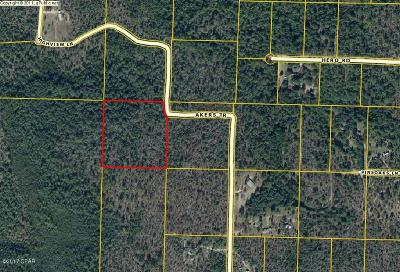 Washington County Residential Lots & Land For Sale: Akers Trail