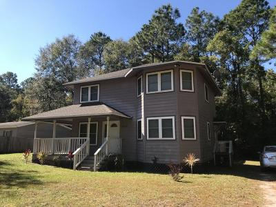 Lynn Haven, Lynn Haven Replat Single Family Home For Sale