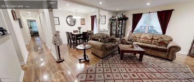 Panama City Single Family Home For Sale: 102 N Cove