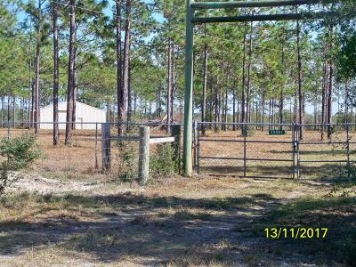 Calhoun County Residential Lots & Land For Sale: 25961 Walter Potts Rd Road