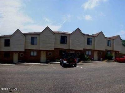 Panama City Condo/Townhouse For Sale: 1325 W 12th Street #C5