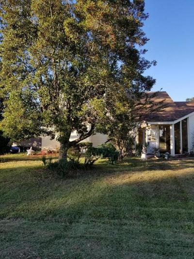 Panama City Single Family Home For Sale: 3127 Wood Valley