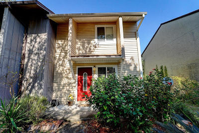 Panama City Condo/Townhouse For Sale: 4845 S Lakewood Drive
