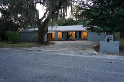 Panama City Single Family Home For Sale: 2409 Pretty Bayou Island Drive