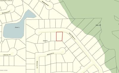 Bay County Residential Lots & Land For Sale: 4730 Bayou Bluff Trail