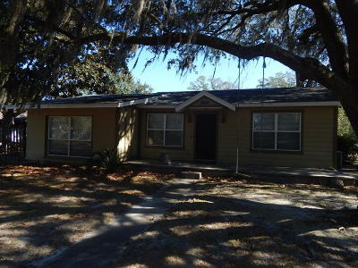 Lynn Haven, Lynn Haven Replat Single Family Home For Sale: 1619 E Alabama Avenue