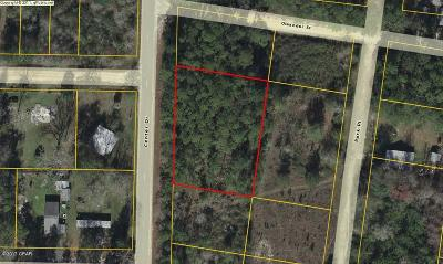 Bay County Residential Lots & Land For Sale: Center Drive