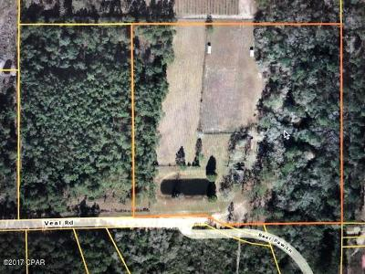 Bay County Residential Lots & Land For Sale: 12427 Veal Rd