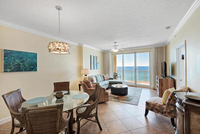 Bay County Condo/Townhouse For Sale: 17545 Front Beach Road #809